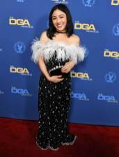 Constance Wu in Miu Miu ai Directors Guild Of America Awards, Hollywood