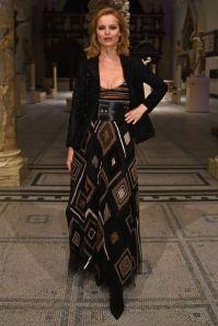 Eva Herzigova al Christian Dior Designer of Dreams opening, V&A