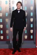 Joe Alwyn ai BAFTAs 2019, London