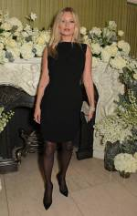 Kate Moss al The Vogue & Tiffany Fashion And Film Party 2019, Annabel's