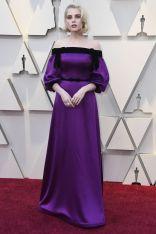 Lucy Boynton in Rodarte agli Oscars 2019,LA