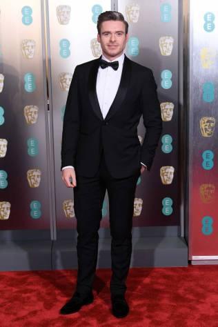 Richard Madden ai BAFTAs 2019, London