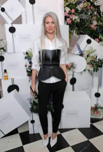 SArah Harris al Maison Christian Dior Cocktail Party, London