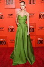 Brie Larson in Prada al Time 100 Gala