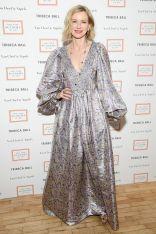 Naomi Watts con gioielli Van Cleef & Arpels al TriBeCa Ball, New York