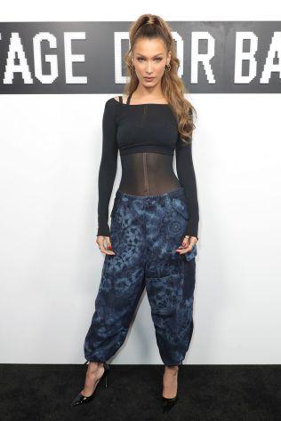 Bella Hadid ad un evento Dior, Los Angeles