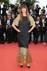 Caroline de Maigret in Chanel alla The Dead Don't Die premiere, Cannes Film Festival