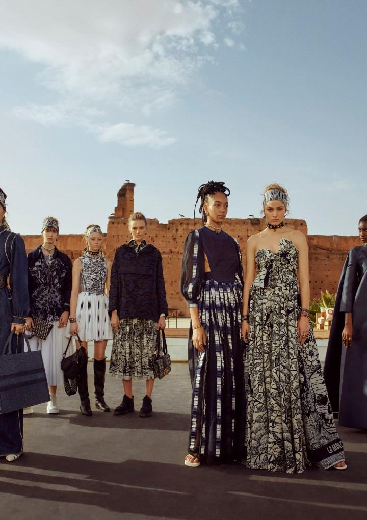 """Dior la collezione """"inclusive"""" per la Spring Summer Cruise 2020"""