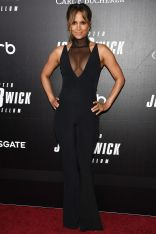 Halle Berry alla premiere of John Wick Chapter 3, NY