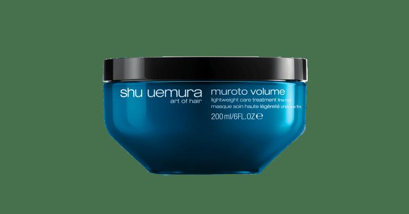 Shu Uemura Art of Hair svela New Muroto Volume