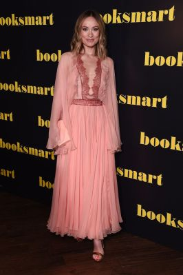 Olivia Wilde al Booksmart event,London.