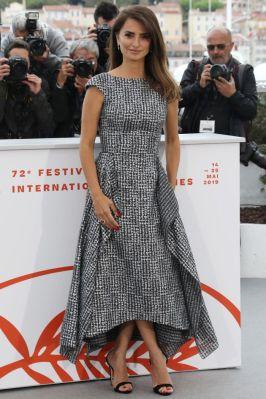 Penelope Cruz al photocall, Cannes Film Festival