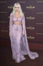 Rita Ora in Zuhair Murad Couture al Magnum Party, Cannes