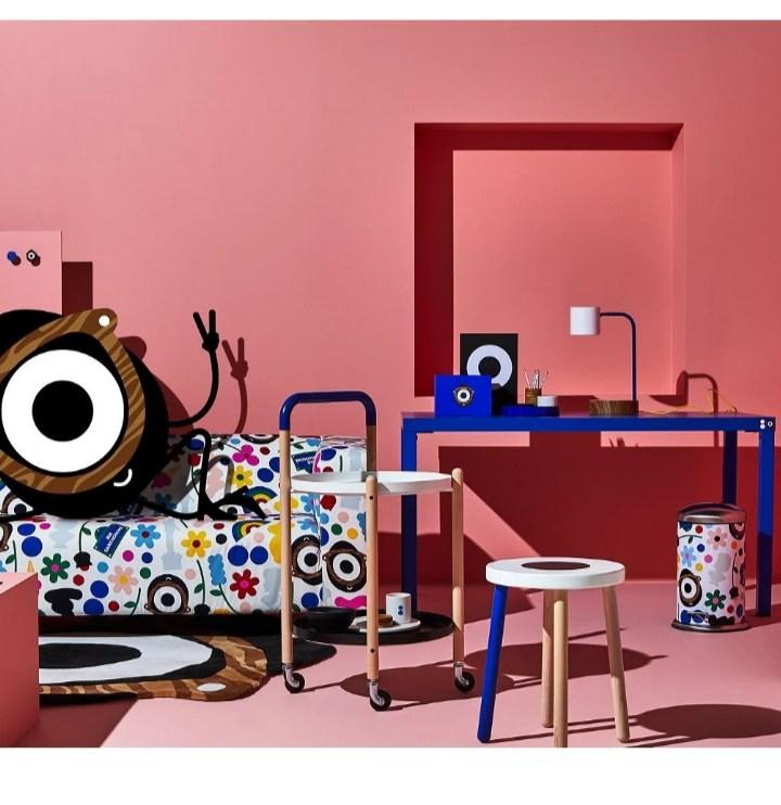 IKEA lancia una FORNYAD la nuova linea di design