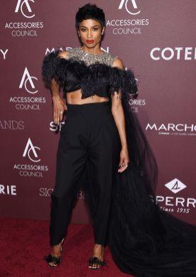 Ciara in Giambattista Valli agli Ace Awards