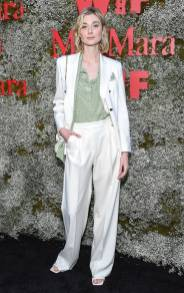Elizabeth Debicki in MaxMara ai Max Mara Face of The Future Awards, Los Angeles