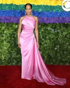 Regina King in Prada ai The Tony Awards, New York