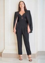 Adèle Exarchopoulos in Burberry al Vogue Paris Foundation Gala 2019