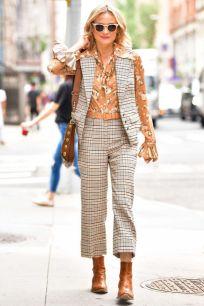 Diane Kruger in Michael Kors, NY