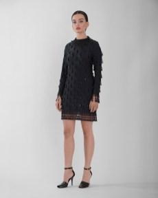Emma Mackey in Burberry al Vogue Paris Foundation Gala 2019