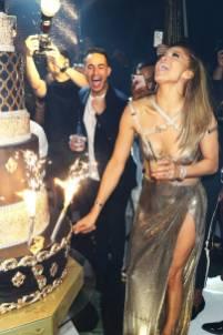 Jennifer Lopez in Versace., Miami