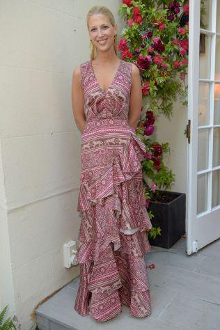 Lady Gabriella WIndsor con gioielli Missoma al Missoma summer party, London