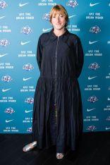 Molly Goddard l Nike x Gurls Talk premiere of Spit Fire, London.