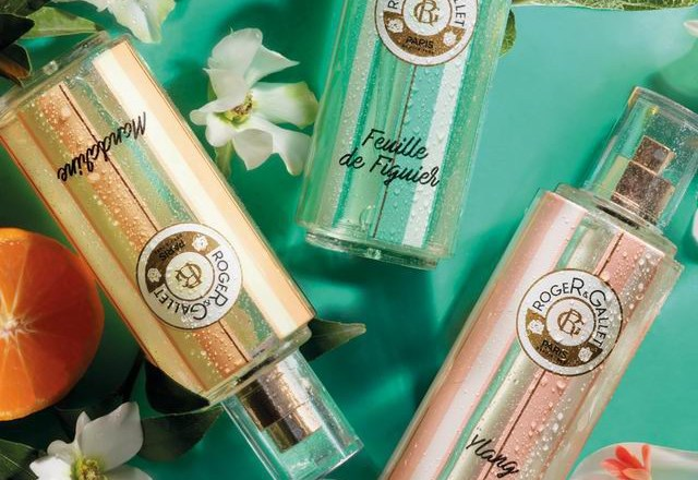 ROGER&GALLET profuma l'estate con fragranze uniche