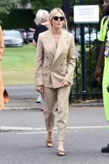 Sienna Miller in Ralph Lauren, Wimbledon