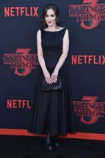 Winona Ryder alla premiere of Stranger Things season 3, California.