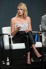 Cara Delevingne in Philosophy di Lorenzo Serafini al Television Critics Association press tour.