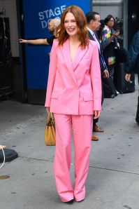 Julianne Moore in Givenchy, New York