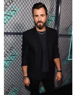 Justin Theroux all'evento di presentazione della collezione Tiffany Men's a Los Angeles