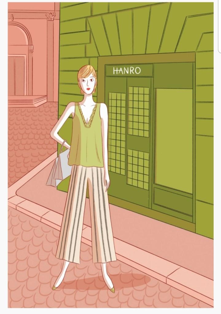 Hanro ed Elisa Macellari collaborano per un progetto creativo divertentissimo