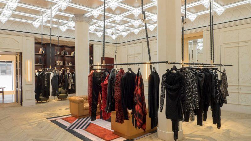 Studiolucaguadagnino realizza la prima boutique Redemption a SoHo