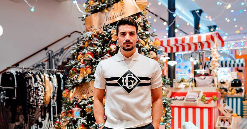 A Milano arriva il Christmas Market di Dolce&Gabbana
