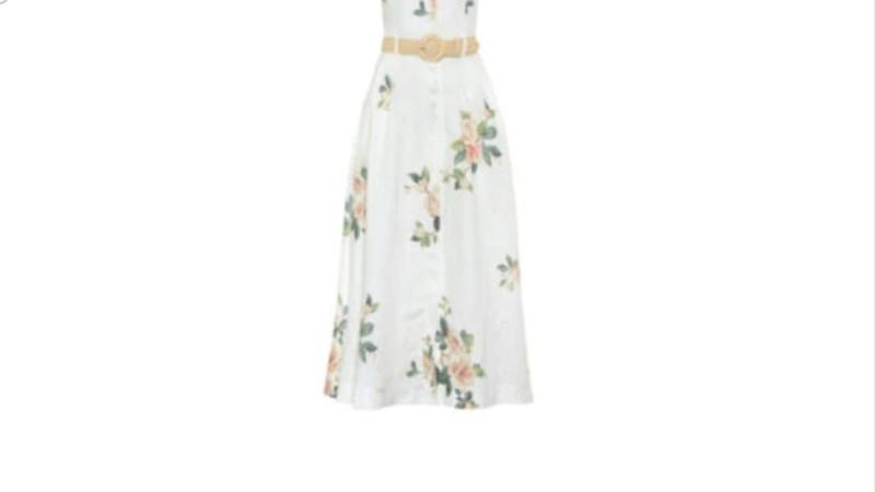 È tempo di guardare alla primavera coi vestiti a fiori!