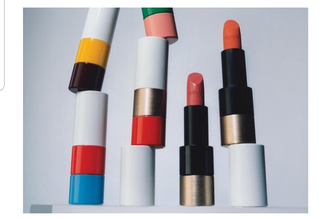 Hermes si lancia nel mondo beauty con una linea di rossetti ricaricabili
