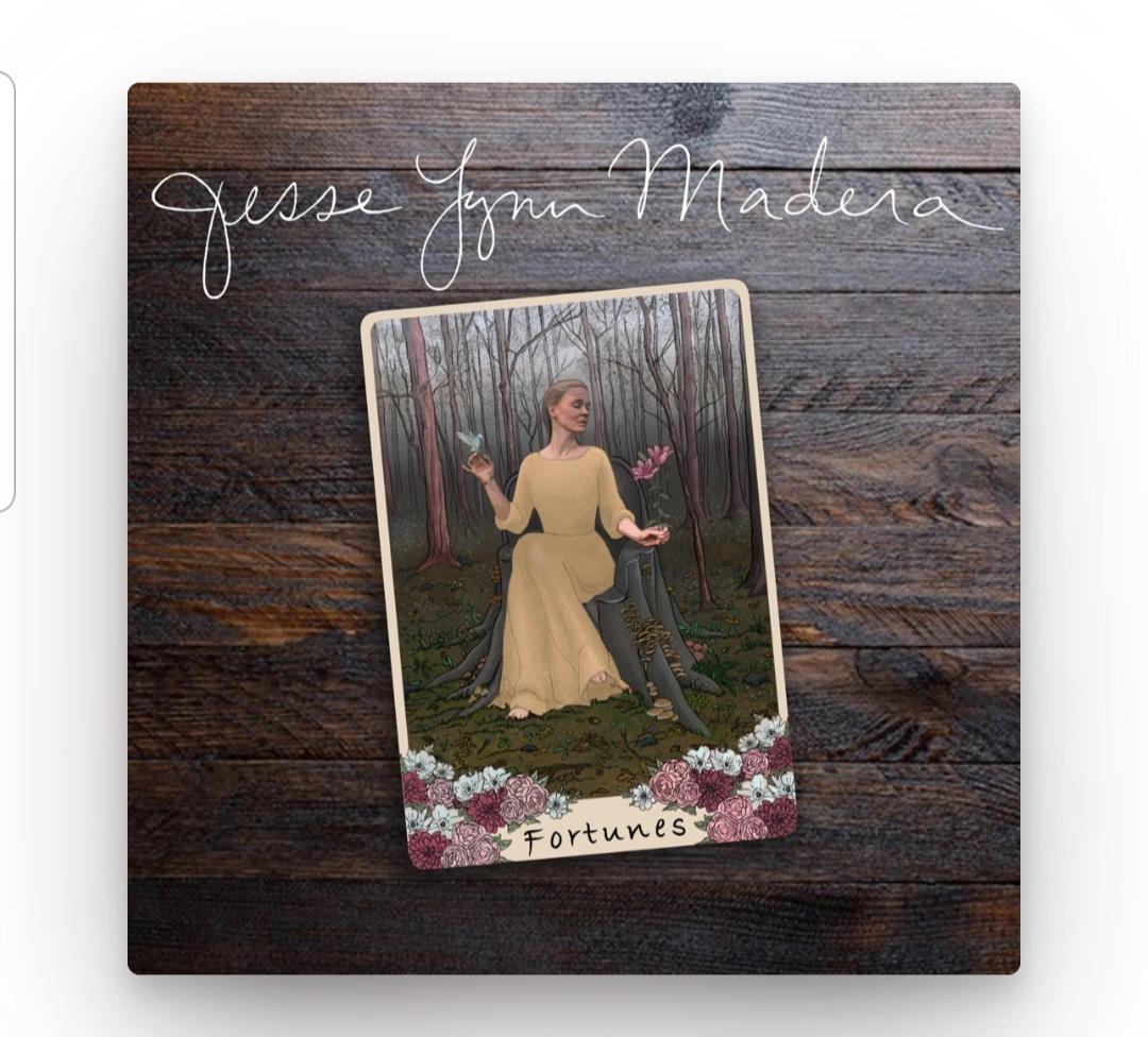 Jesse Lynn Madera presenta il nuovo album Fortunes