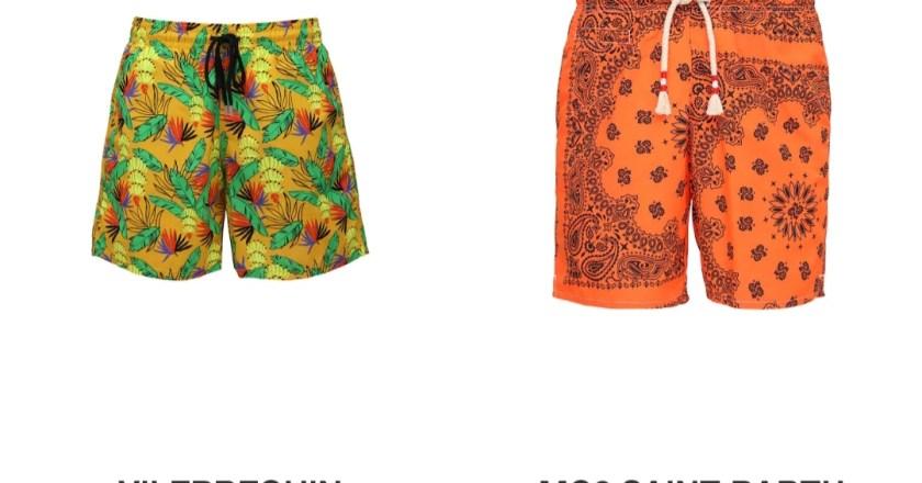 Costumi da uomo per l'estate: diamo uno sguardo ai trend