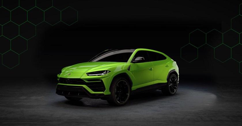 Lamborghini indaga il rapporto tra scelta del colore e personalità con The Color Experience