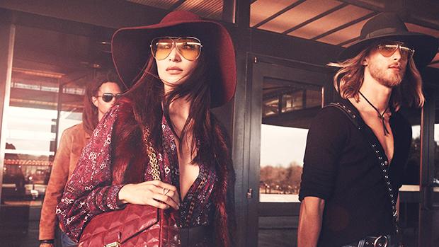 Bella Hadid è protagonista della nuova campagna di Michael Kors