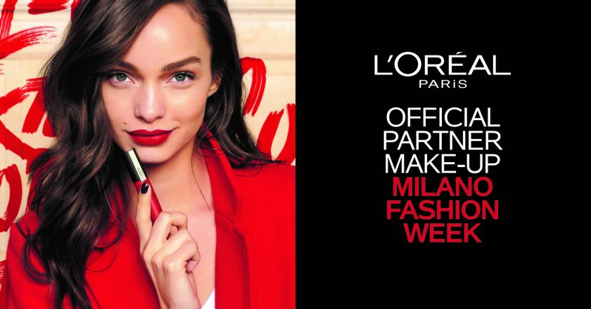 L'ORÉAL PARIS è alla Milano Fashion Week