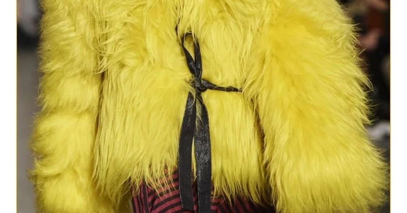 Trend pellicce 2020/2021: sono belle, colorate ed ecologiche