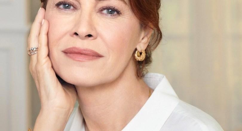 Elena Sofia Ricci è la muva brand ambassador di L'Oreal