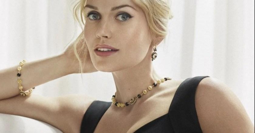 Kitty Spencer è il nuovo volto di Dolce&Gabbana
