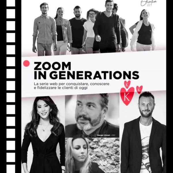 Kerastase lancia la serie web Zoom in Generation