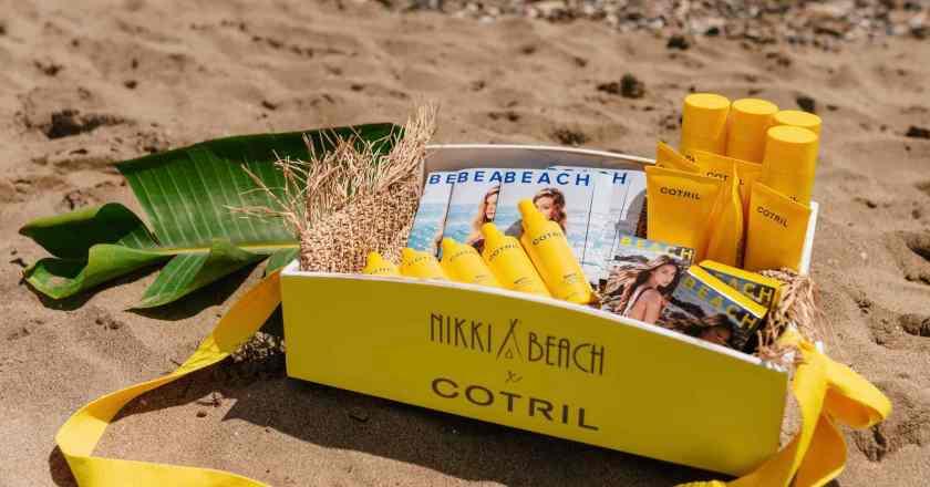 Cotril e Nikki beach di nuovo insieme per l'estate 2021