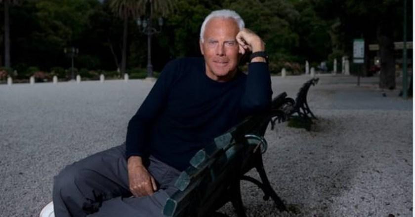 Giorgio Armani acquista uno stabilimento balneare a Forte dei Marmi
