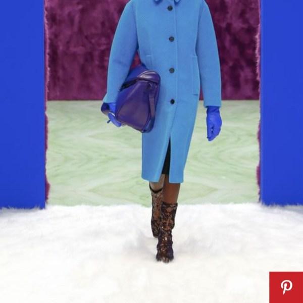 La rivoluzione d'ottobre della moda passa attraverso nuovi colori